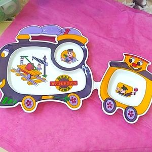 From $30🔽Vintage Plate Set